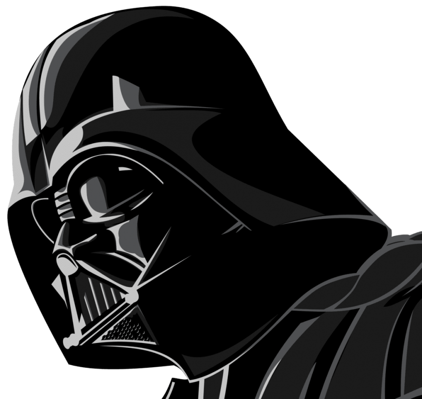 Star wars graphic freeuse. Darth vader clipart step by step freeuse