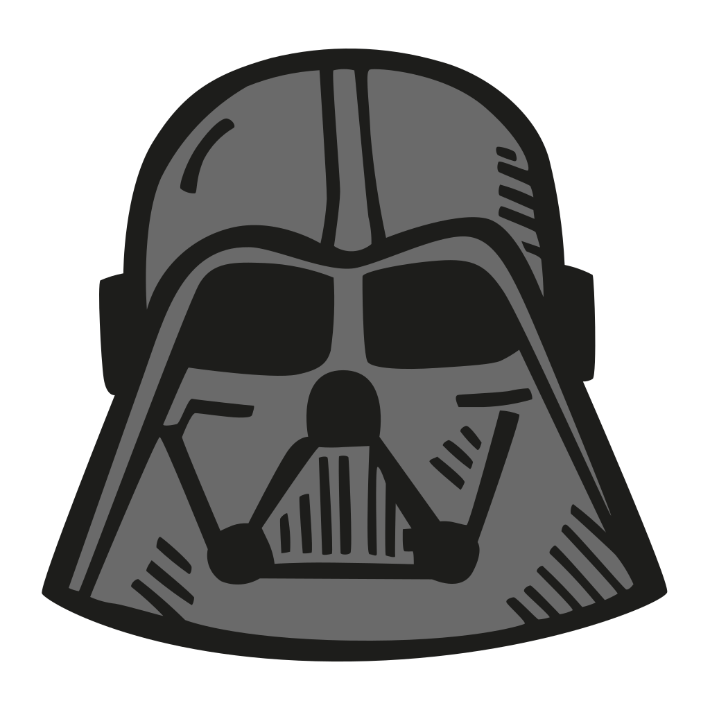 Icon free space iconset. Vader clip darth free stock