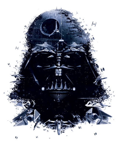 Vader drawing damage. Terms conditions star wars