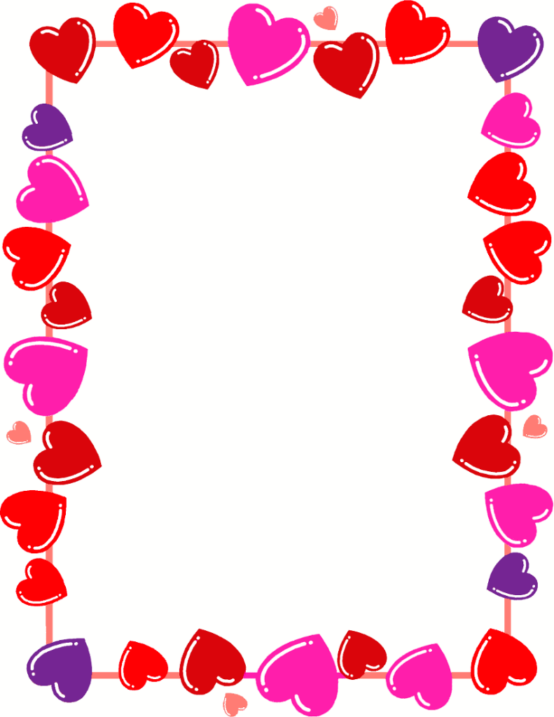 Valentine background png. Clipart