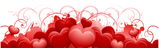 Valentines png. Day border icard ibaldo