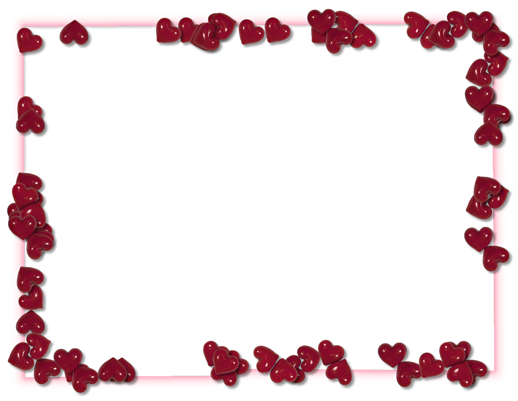 15 Valentine Border Png For Free Download On Ya Webdesign