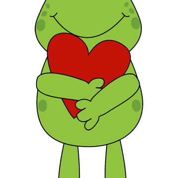 Valentine clipart turtle. Lots of free clip