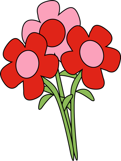 Valentine clipart flower. Flowers