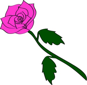 Valentine clipart flower. Valentines day roses at