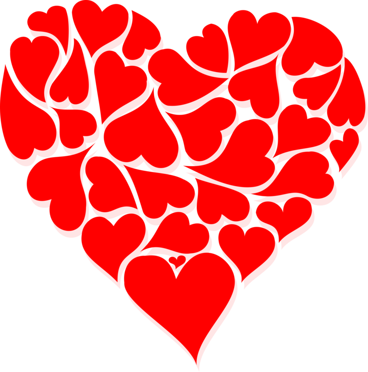 Valentine clipart heart. S day document red