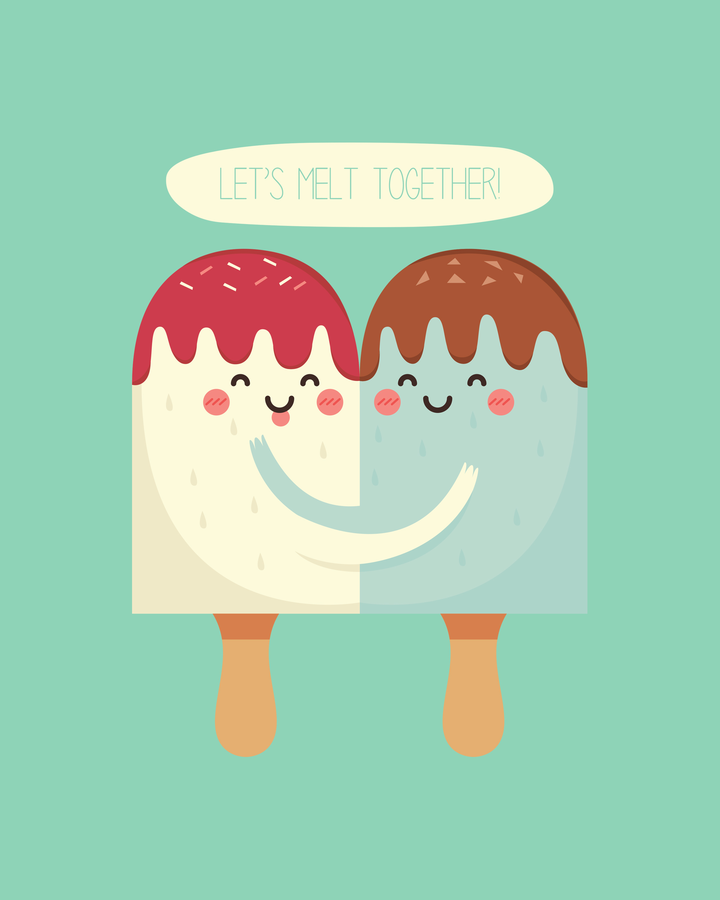 Valentine clipart ice cream. Michelle paige blogs printable