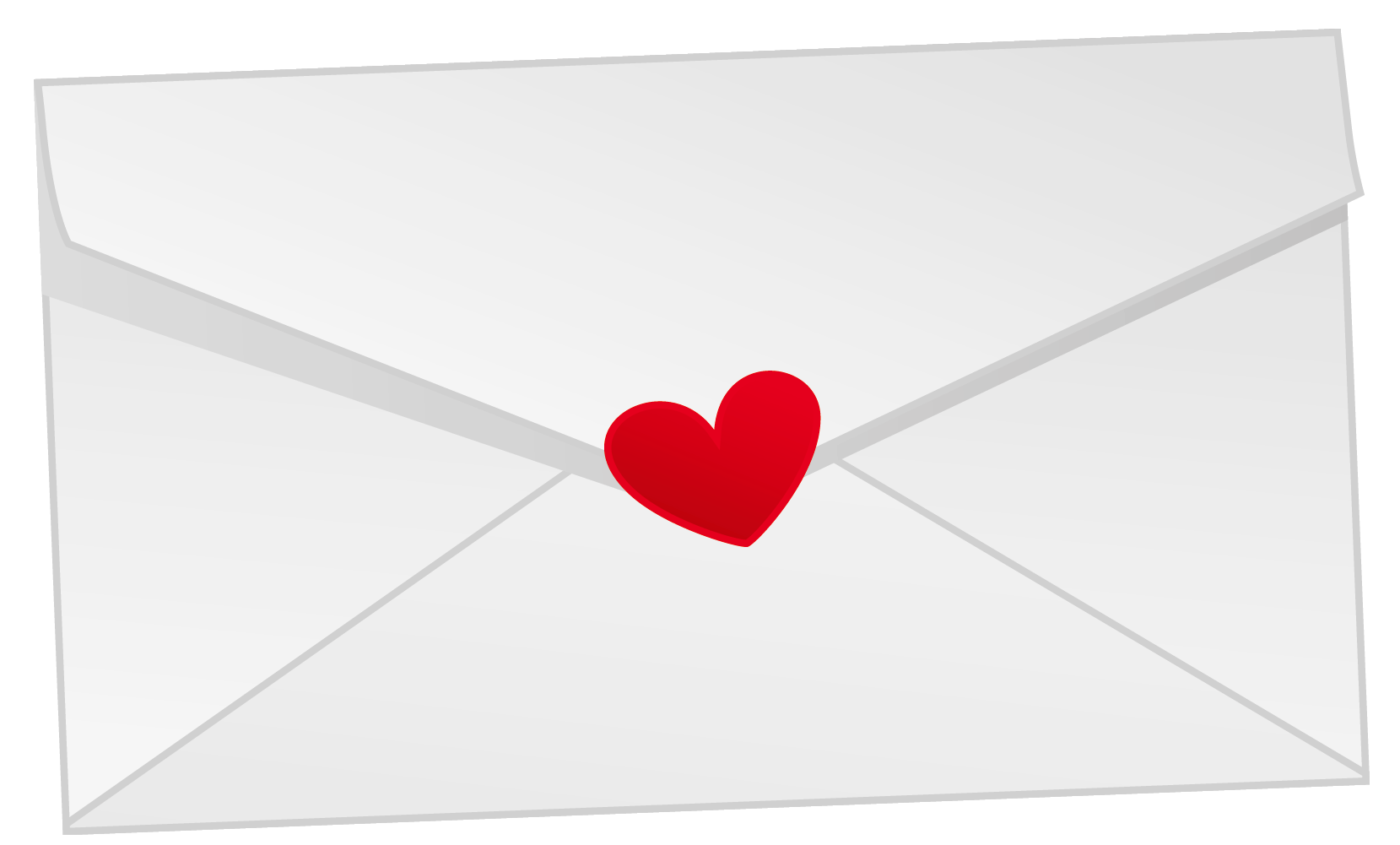 Valentine clipart message. Letter png barut hotelpuntadiamante