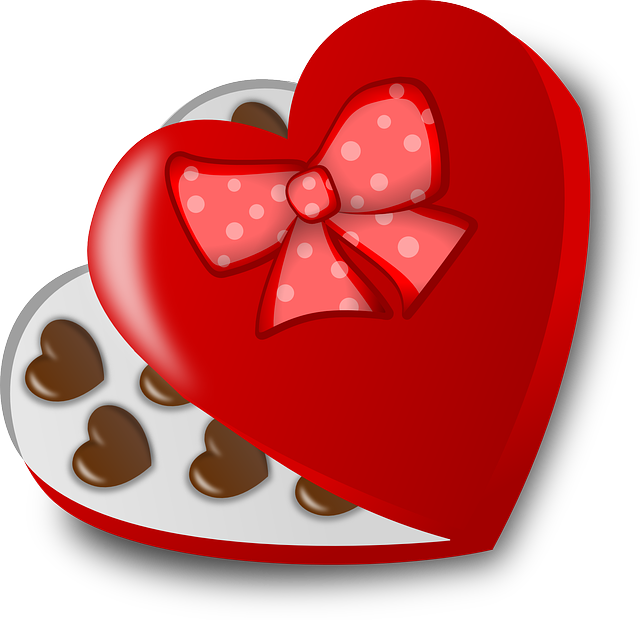 valentine clipart treat
