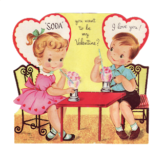 Valentine clipart vintage. Happy peppermint phd more