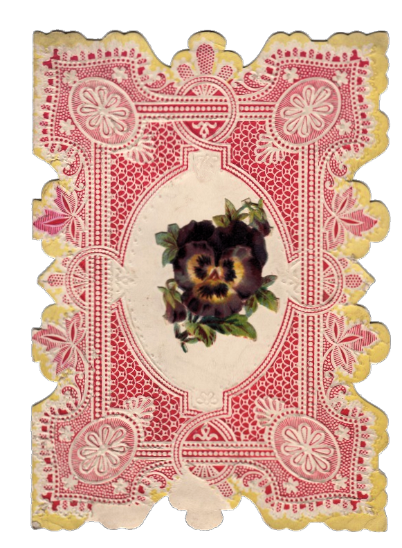 Valentine clipart vintage. Victorian lacey the graphics