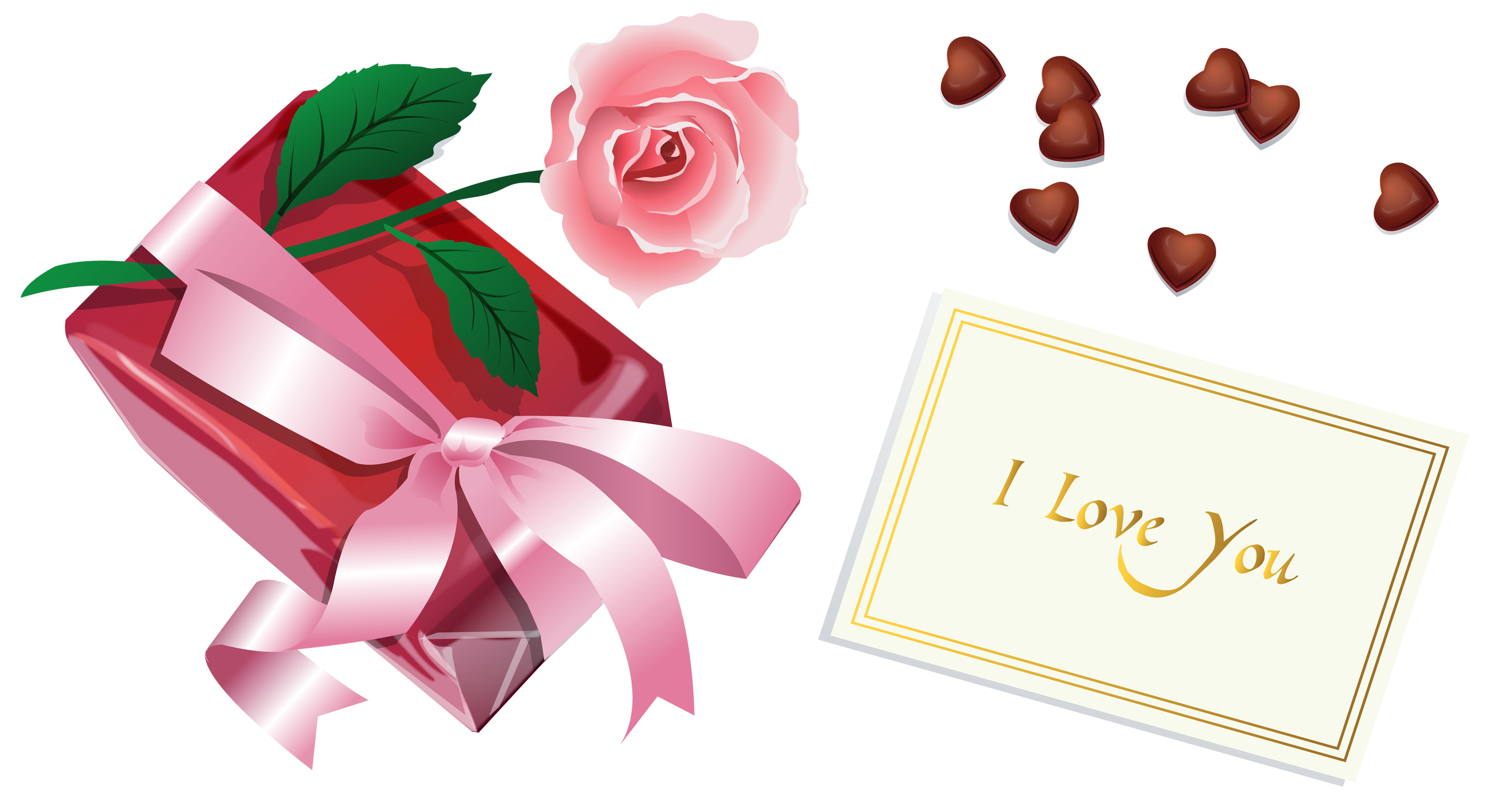 Valentine gift png. Clipart gallery yopriceville high