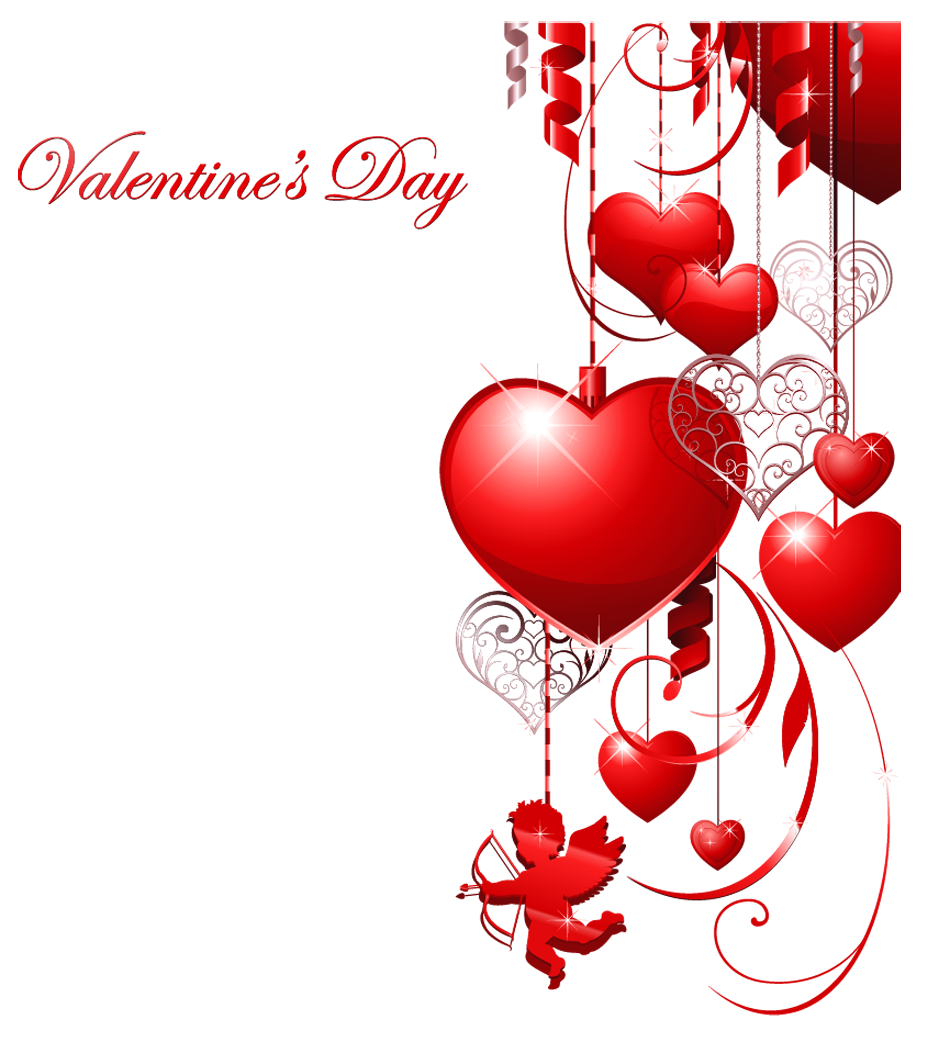 Valentine png images. Valentines day transparent mart