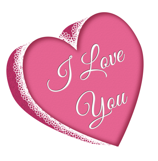 Valentine png pink. Valentines day heart with