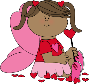 Valentine transparent teachers day. S for kids and