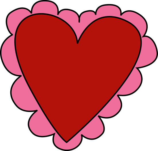 Valentine clip art png. Image of heart clipart
