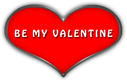 Valentine's clipart my valentine. Free gifs graphics be