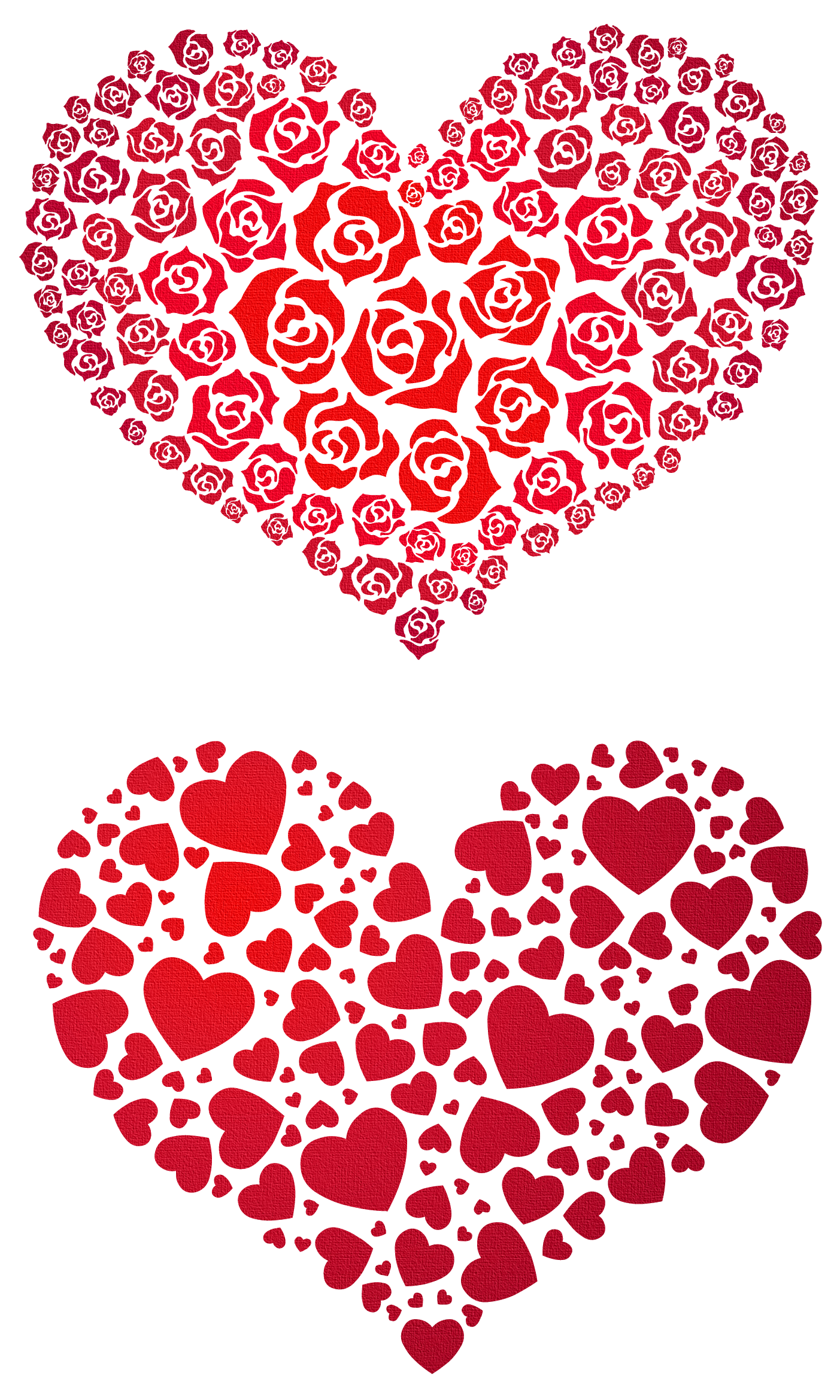 Valentines hearts png. Valentine clipart gallery yopriceville