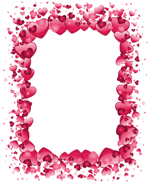 Valentines clipart png. Valentine s day pink