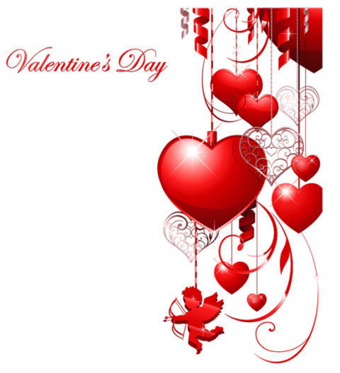 Download day decor with. Valentines cupid png image free download