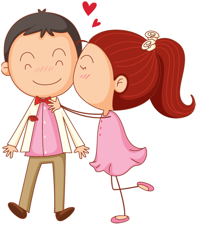 Valentines day couple png. Picture arts