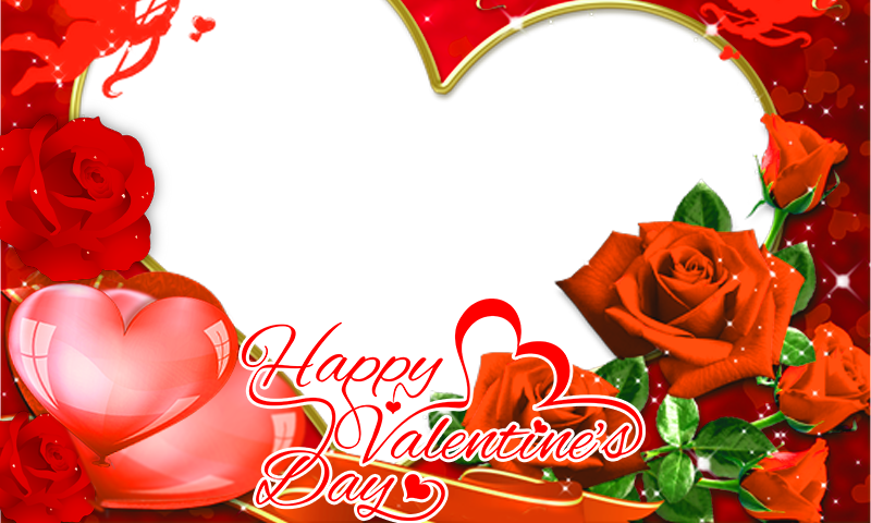 Valentines frame png. Day picture arts