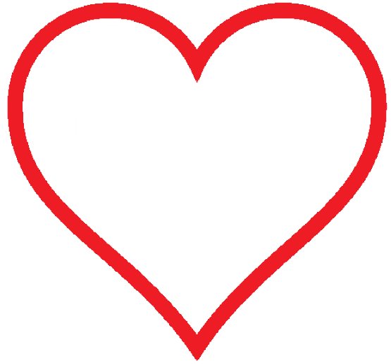 Free image arts. Valentines day heart png clip black and white download