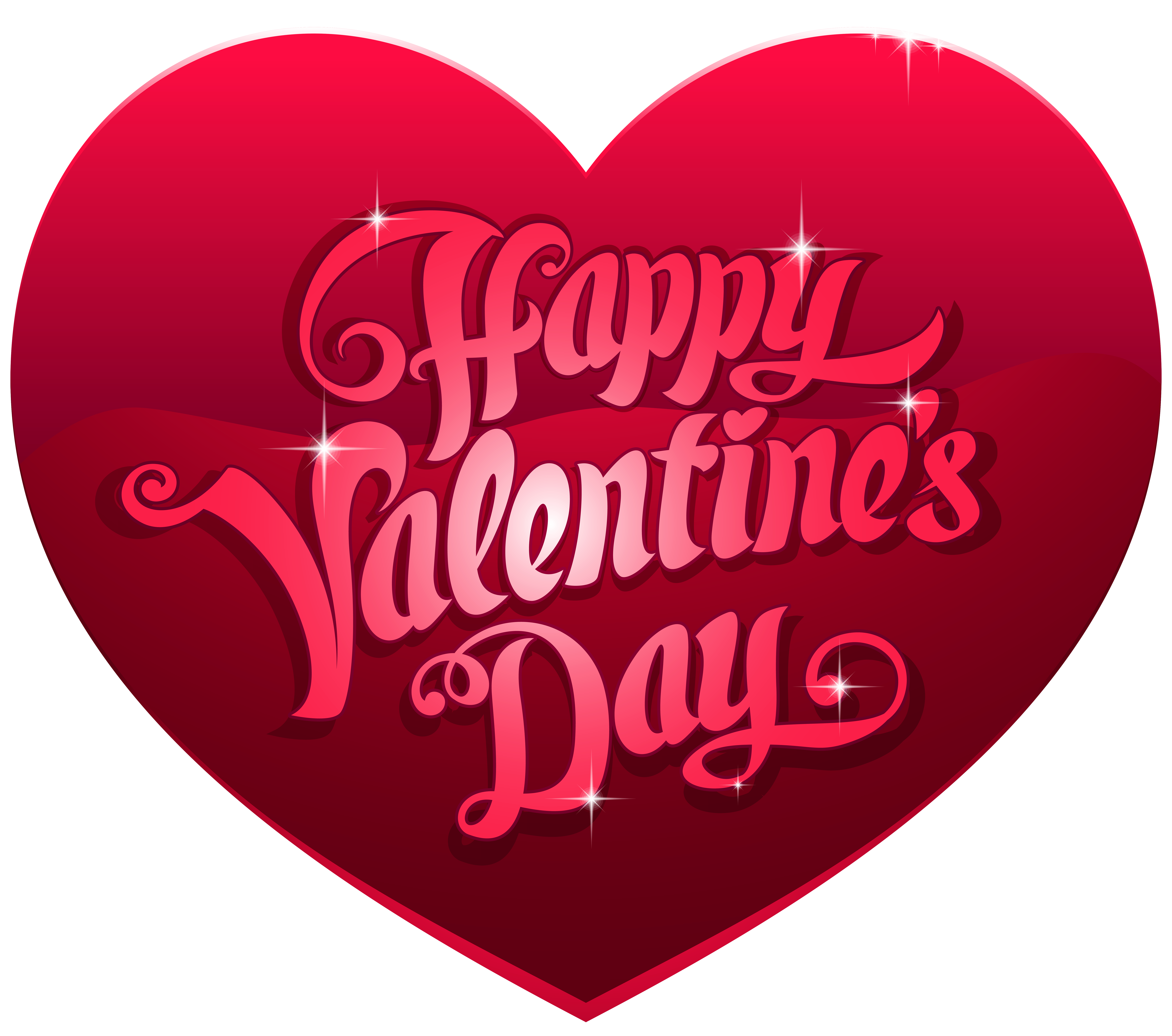Valentines day heart png. Happy valentine s clip