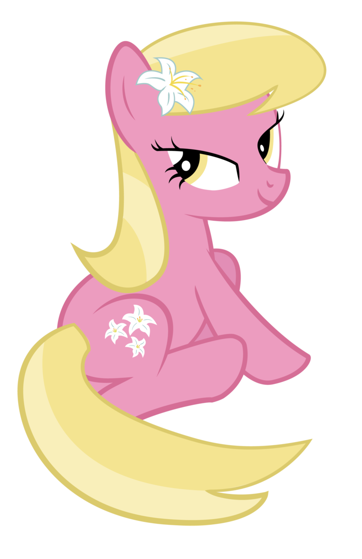 Valley vector. Mlp lily by ispincharles