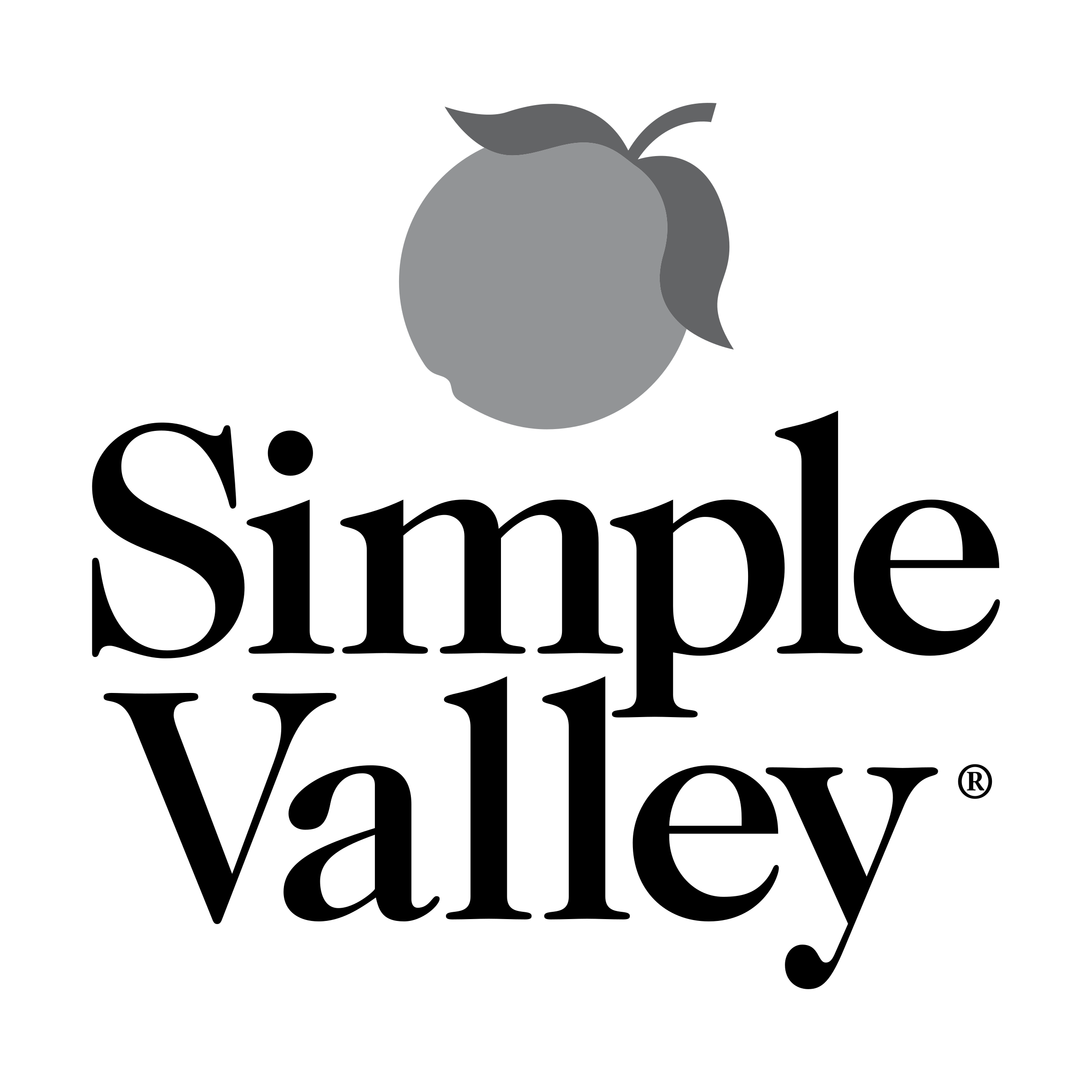 Valley vector black and white. Simple logo png transparent