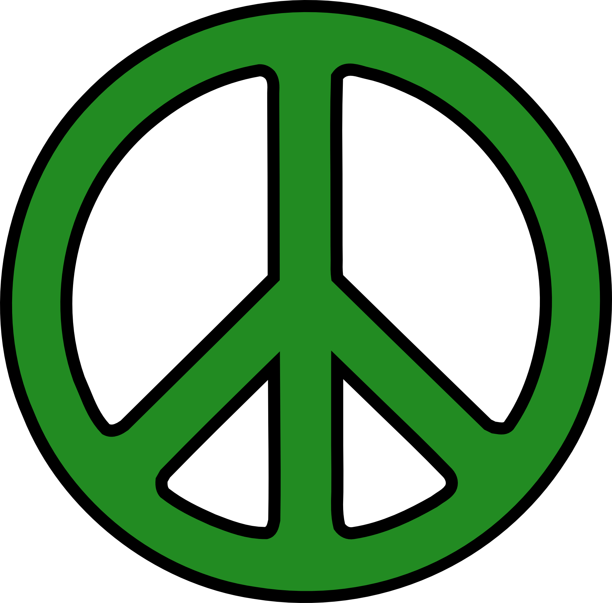 Valley vector peaceful. Peace banner library