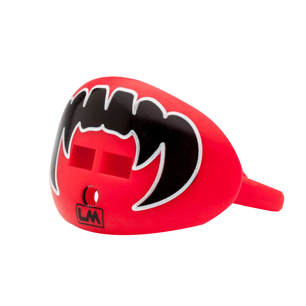 Vampire fangs high res png. Red football mouthpiece loudmouthguards