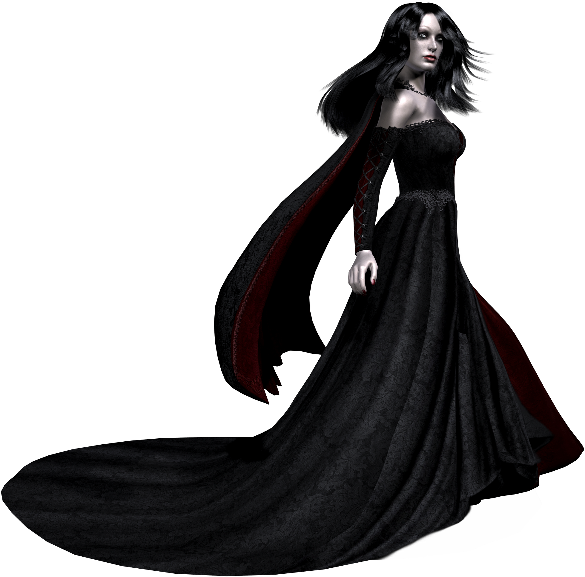 Vampire girl png. Witch images free download
