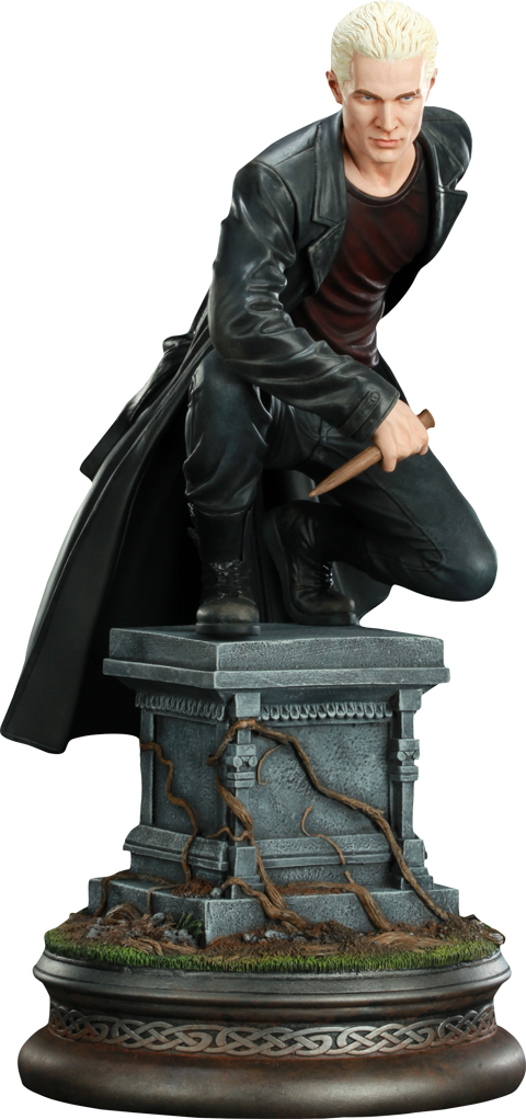 Vampire statue png. Buffy the slayer spike
