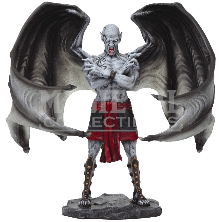 Vampire statue png. Blood moon by tom