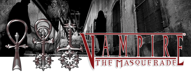 Vampire the masquerade png banner. Mind s eye society