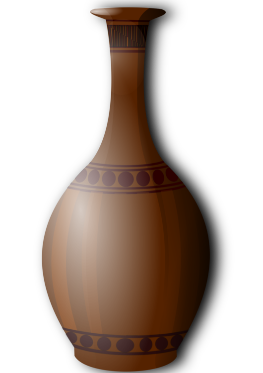 Vase vector antique. Computer icons urn decorative
