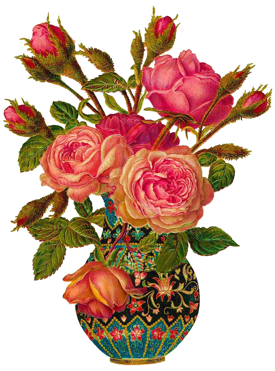 Vase vector victorian flower. Pin by julie smith
