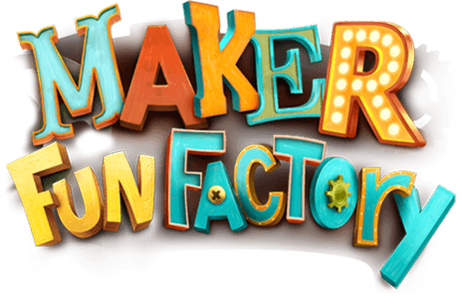 Vbs 2017 maker fun factory png. Totally catholic makerfunfactory tagline