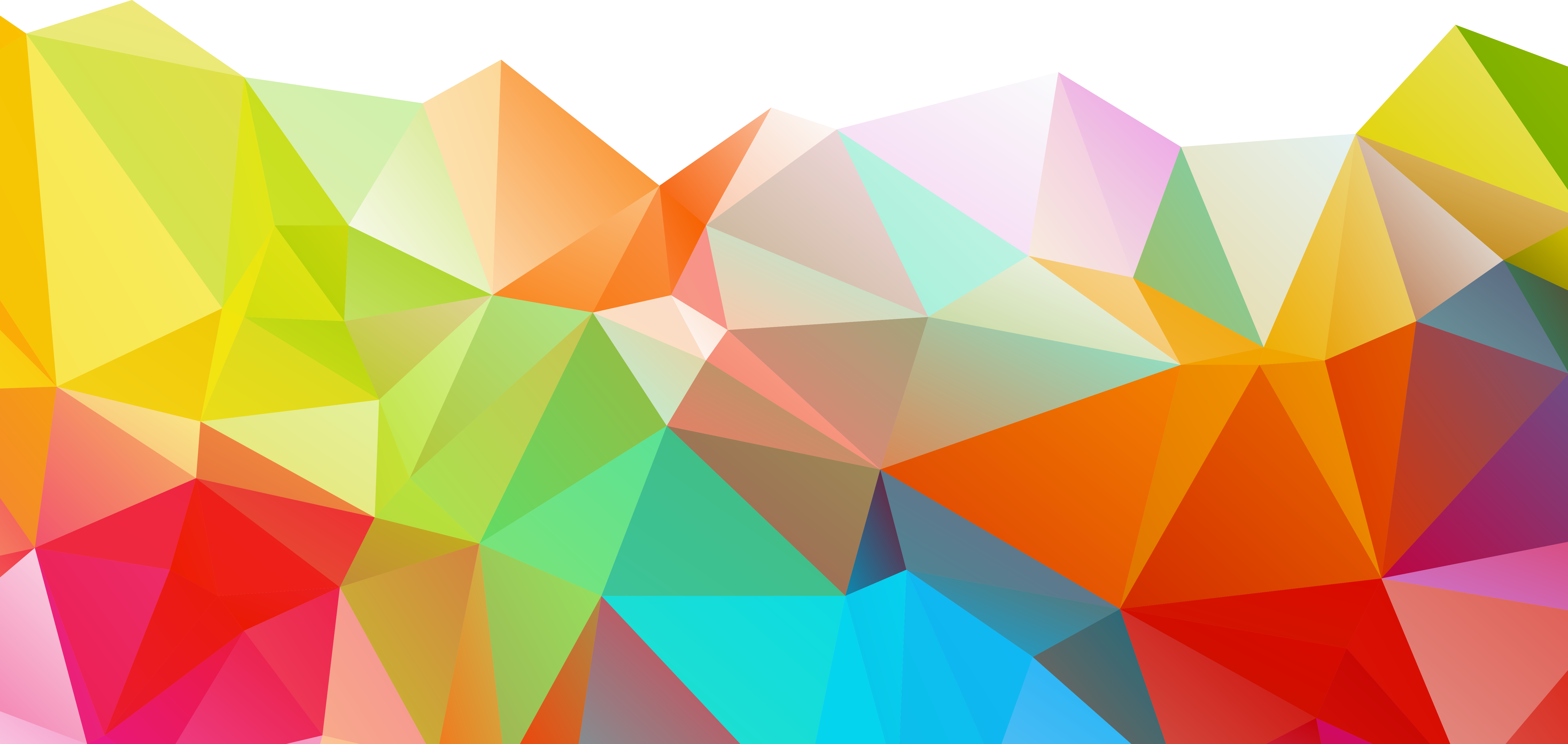 Vector abstracts polygon. Geometry color abstract graphics