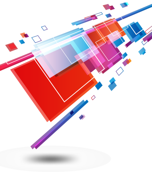 Vector abstracts red. Abstract render png peoplepng