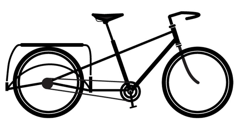 Portfolio drawing bicycle. Philip williamsonillustration archives williamson