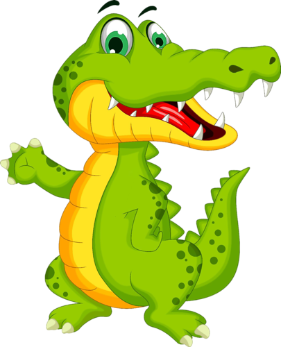Vector alligator cute. Pinterest clip art