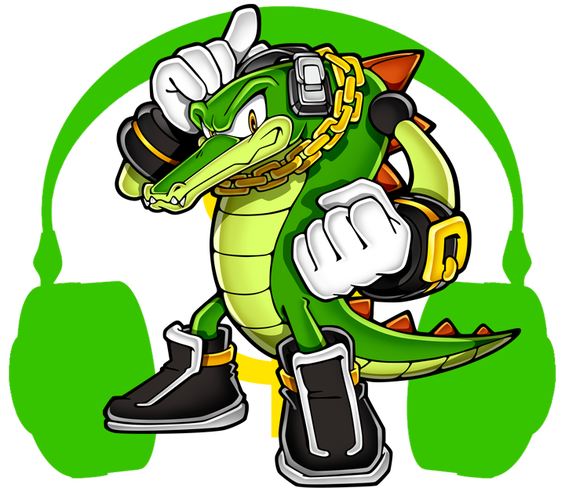 Vector alligator mario sonic at rio 2016 olympic games. The crocodile concept mobius svg download