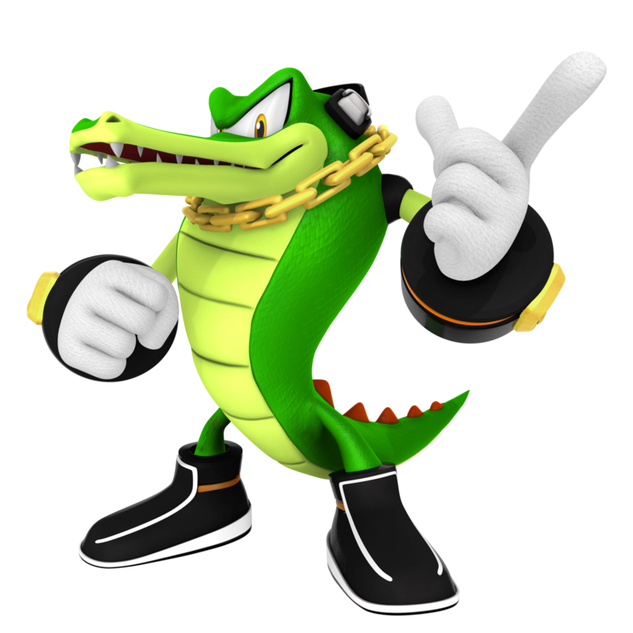 By https nibroc rock. Vector alligator team chaotix png free library