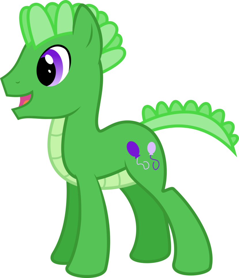 Image gummy ponified by. Vector alligator wiki vector black and white
