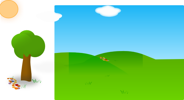 Vector background png. Farm clip art at