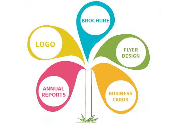 Vector banner graphics design png. Graphic logo designing company