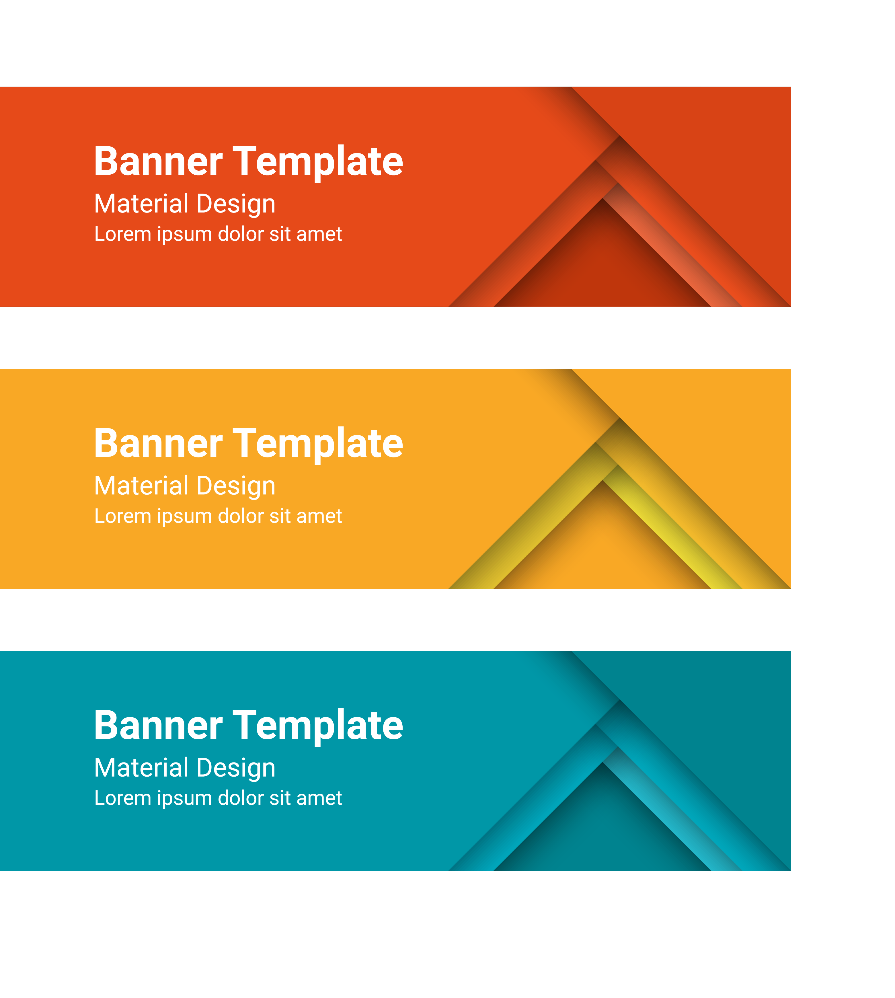 Vector rehabilitation banners. Web banner template material