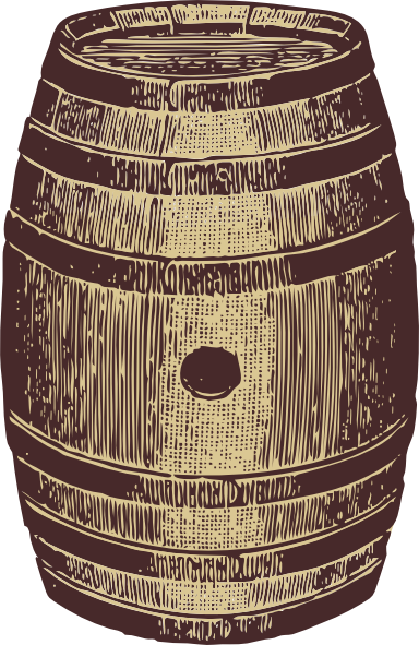 Vector barrel keg. Http com vectors pinterest